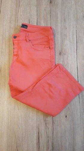 s.Oliver WOMEN Pantalone a 3/4 salmone
