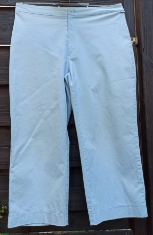 Mac Spodnie 3/4 baby blue