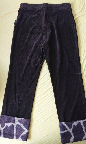 Ana Alcazar 3/4 Length Trousers sand brown-dark brown