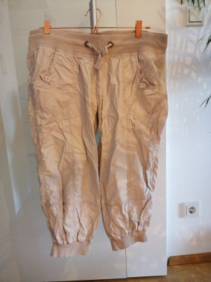 Colours of the World 7/8 Length Trousers oatmeal