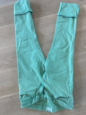 Strapped Trousers mint