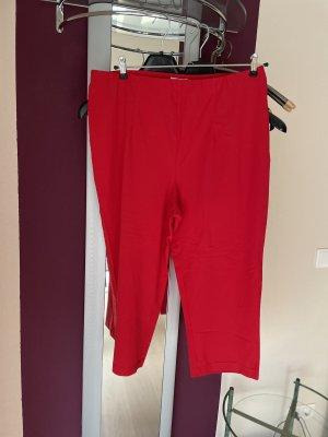 Kj Brand Stretch Trousers red