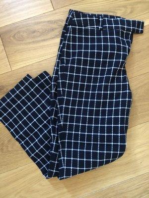 Mint&berry 3/4 Length Trousers dark blue-white