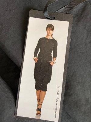 Beate Heymann Streetcouture Spodnie 3/4 czarny