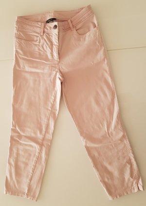 "3/4-Hose von Bonita in rosa/altrosa, Gr. 36, Modell ""Dana"""