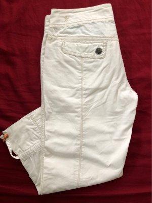 edc by Esprit Pantalon 3/4 blanc