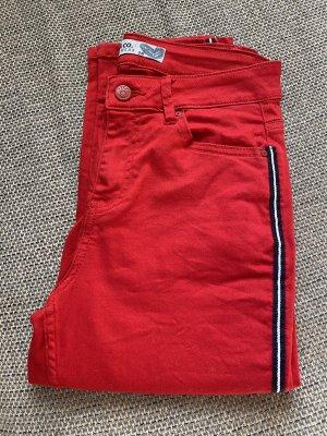 17&co Pantalon 3/4 multicolore