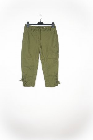 More & More 3/4 Length Trousers sage green