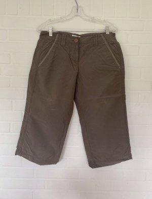 Tom Tailor Pantalon 3/4 kaki