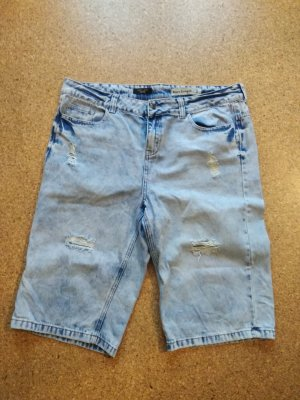 New Look Jeans a 3/4 azzurro
