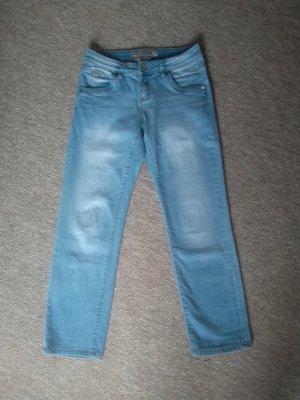 Multiblu Jeans a 3/4 azzurro