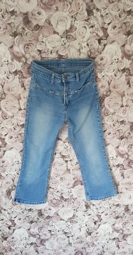 3/4 Jeans Flared/ Schlaghose