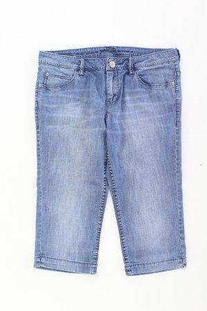 3/4 Length Jeans blue-neon blue-dark blue-azure