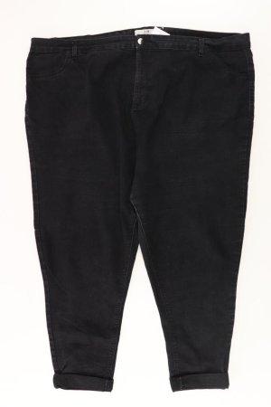 Jeans a 3/4 nero
