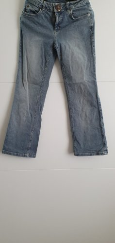 Arizona 3/4-jeans korenblauw