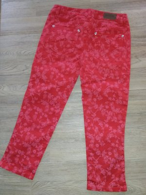 John Baner 3/4-jeans veelkleurig