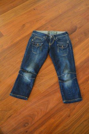 LTB JEANS Jeans 3/4 bleu