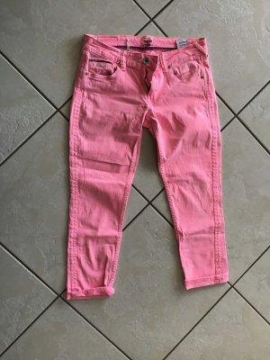 Hilfiger Denim Jeans a 3/4 rosa