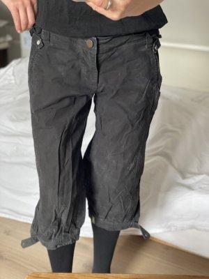 Skunkfunk Pantalon 3/4 noir