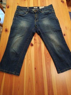 Tom Tailor Jeans a 3/4 blu