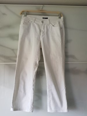 Angels 3/4 Length Jeans white