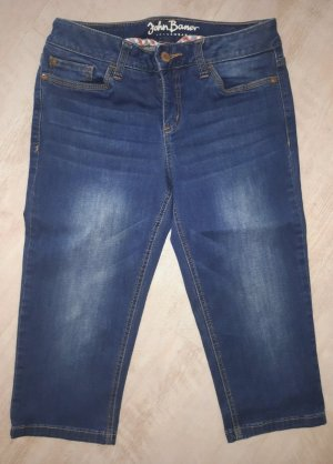 3/4 Jeanshose