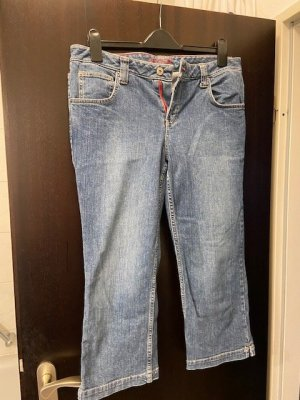 Tommy Hilfiger 3/4 Length Jeans blue cotton