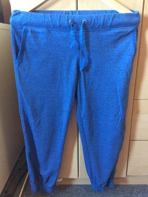 3/4 Jogging Hose Blau