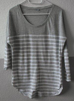 3/4 Langarm Shirt gestreift