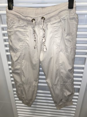 Colours of the World Pantalon large beige clair