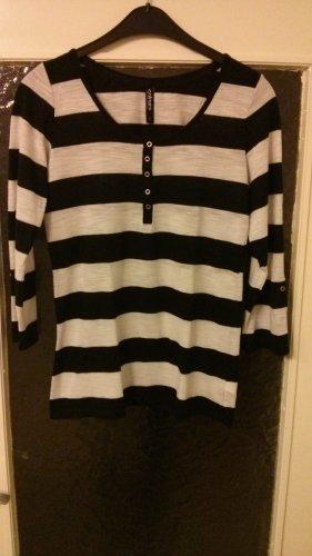 3/4-Shirt, gestreift