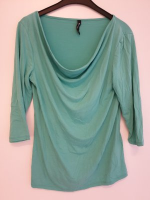 Colours of the World Cowl-Neck Shirt mint