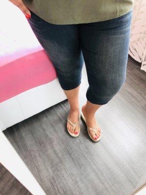 3/4 Skinny Jeanshose Gr. 46/48