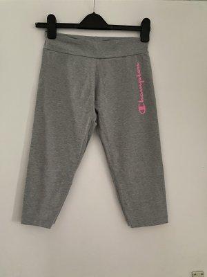 Champion Pantalon de sport gris clair-rose
