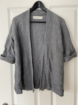3/4 Strickjacke