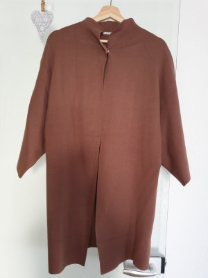 Orsay Cardigan à manches courtes brun