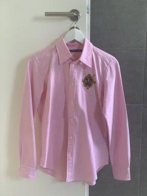 3 Hemden : Ralph Lauren, Tom Tailor, Hilfiger Denim