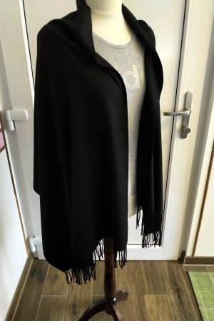 Codello Fringed Scarf black