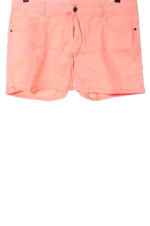 3 Suisses Pantalón corto rosa look casual