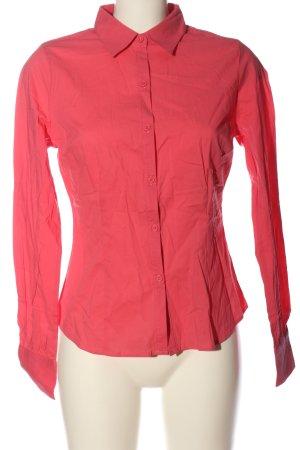 3 Suisses Shirt met lange mouwen rood casual uitstraling