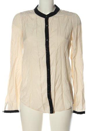 3 Suisses Camicia a maniche lunghe crema stile casual