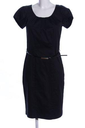 3 Suisses Midi-jurk blauw zakelijke stijl