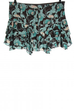 3 Suisses Mini rok volledige print elegant