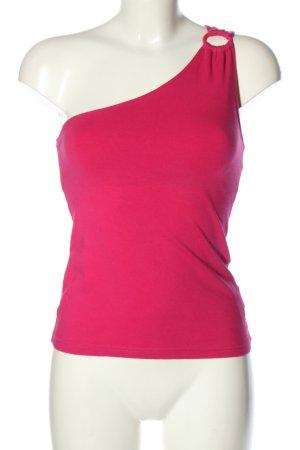 3 Suisses One-Shoulder-Top pink Casual-Look