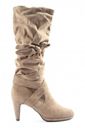 3 Suisses Jackboots natural white casual look