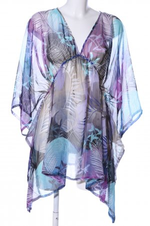3 Suisses Beachwear allover print classic style