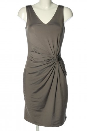 3 Suisses Stretch Dress light grey business style