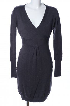 3 Suisses Stretch Dress light grey flecked casual look