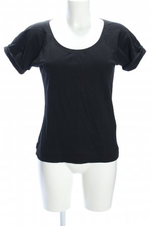 3 Suisses T-Shirt schwarz Casual-Look
