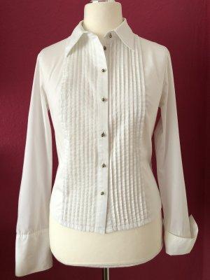 3suisses Bluzka z długim rękawem biały Bawełna
